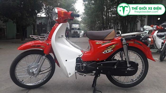 Xe Cub 50cc Espero màu đỏ