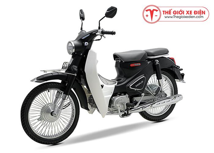 Xe máy Cub Classic 110cc Thailan Đen Bóng