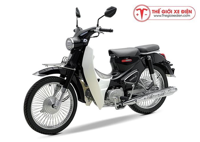 Xe cub Classic new 50cc Thái lan màu tím than