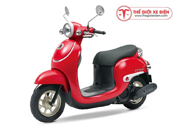 Xe ga 50cc Honda Giorno Nhật Bản nhập khẩu màu đỏ