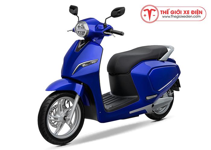 Xe máy điện Vinfast Klara màu xanh lam (Pin Lithium)