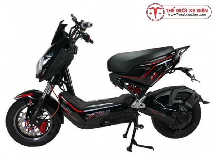 Xe máy điện Osakar Xmen Z3 màu đen
